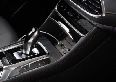 MG EHS Plug-in Hybrid Cockpit