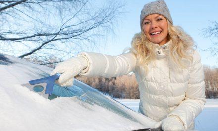 Bei Schnee und Eis sicher unterwegs