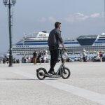 Elektro-Tretroller: Wo darf man mit dem Scooter fahren?