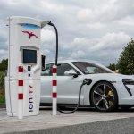 Porsche Taycan: ein echter Elektro-Sportler