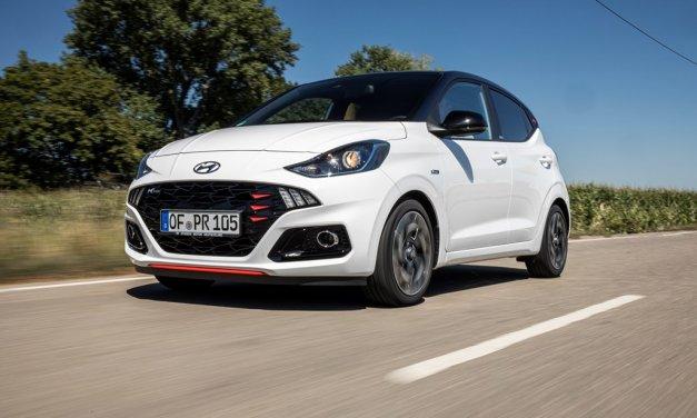 Hyundai i10 – Noch besser und sicherer