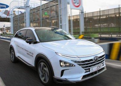 Hyundai erprobt autonomes Fahren in Europa