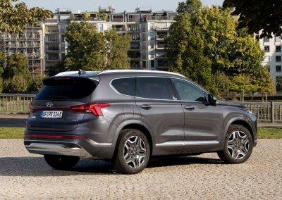 Hyundai Santa Fe Plug-in-Hybrid