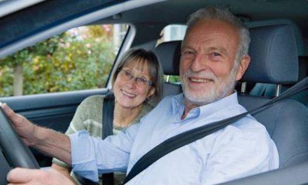 Sekundenschlaf: Vor allem ältere Autofahrer müssen aufpassen
