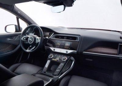 Jaguar I-Pace Cockpit nach Facelift