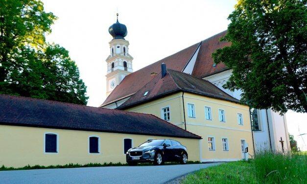 Jaguar I-Pace: sportlich elektrisch