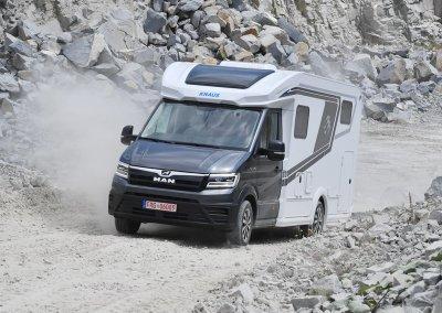 Reisemobil Knaus Tabbert