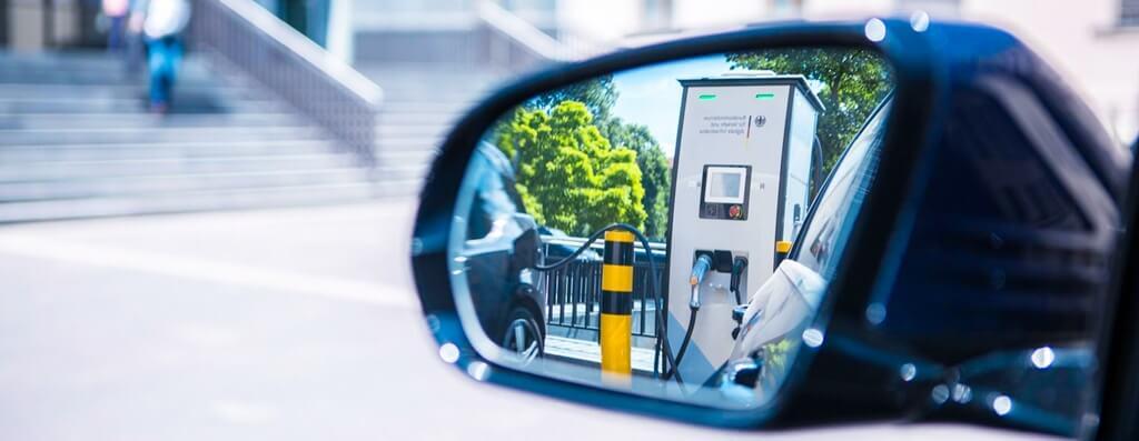 Ladesäule Elektroautos