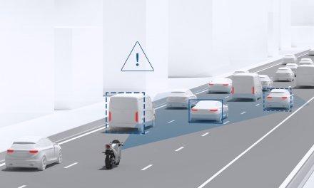 Assistenzsysteme für Motorräder machen Fahren sicherer