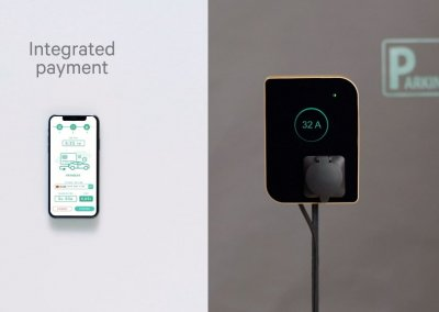 myWallbox integrated payment