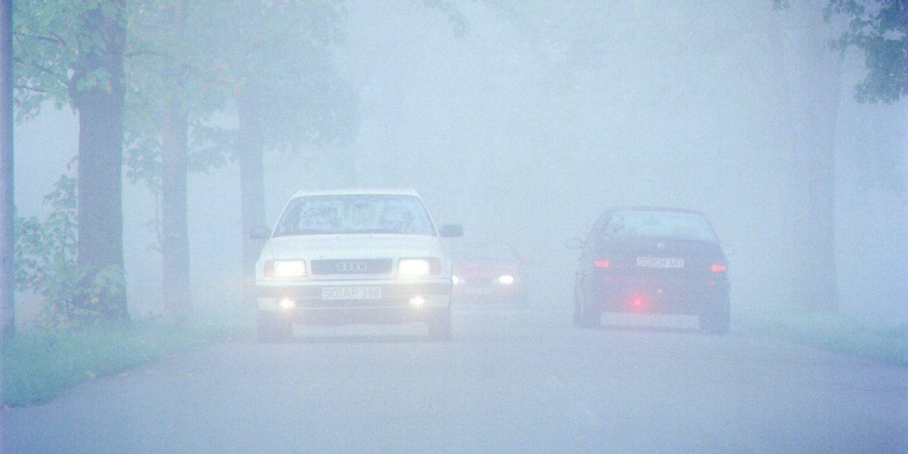 Nebel, Laub und Schmuddelwetter: Autofahren im Herbst