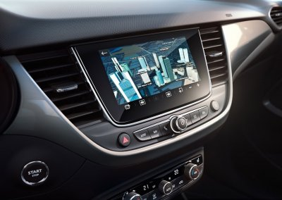 Opel Crossland GS Line Navigation