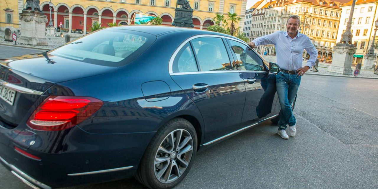 Mercedes Benz E 350 E Test Der Neuen E Klasse Mit Plug In Hybrid