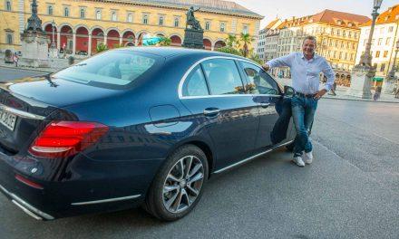 Mercedes-Benz E 350 e – Sparsam oder nicht?