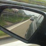 Schneller als Richtgeschwindigkeit: Keine automatische Mithaftung