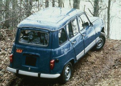 Renault 4 Sinpar 4x4