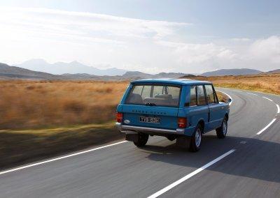 Range Rover Erste Generation 1970