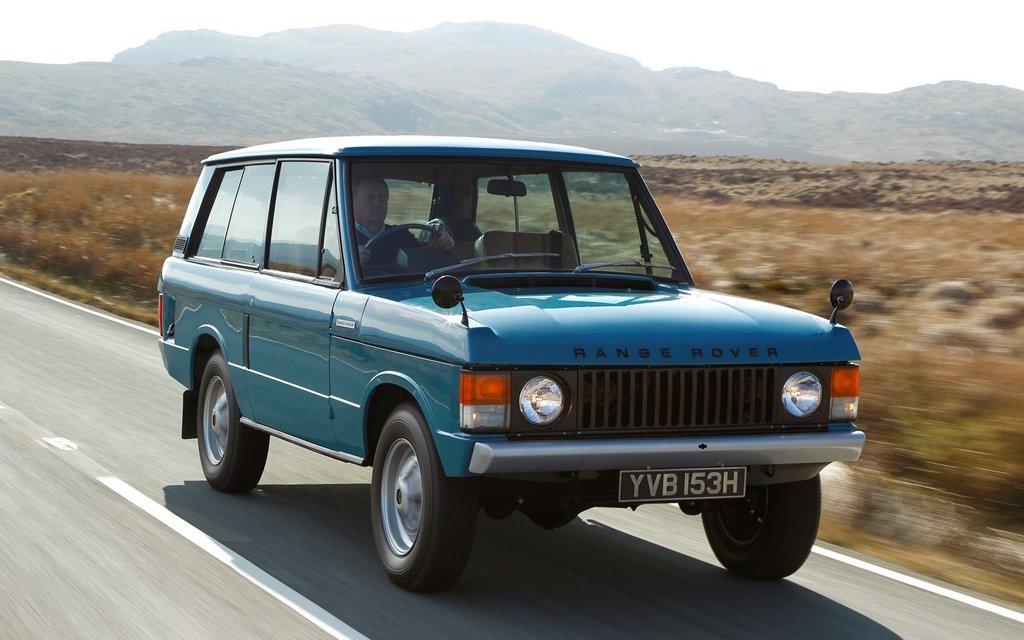 Range Rover – Der erste komfortable SUV