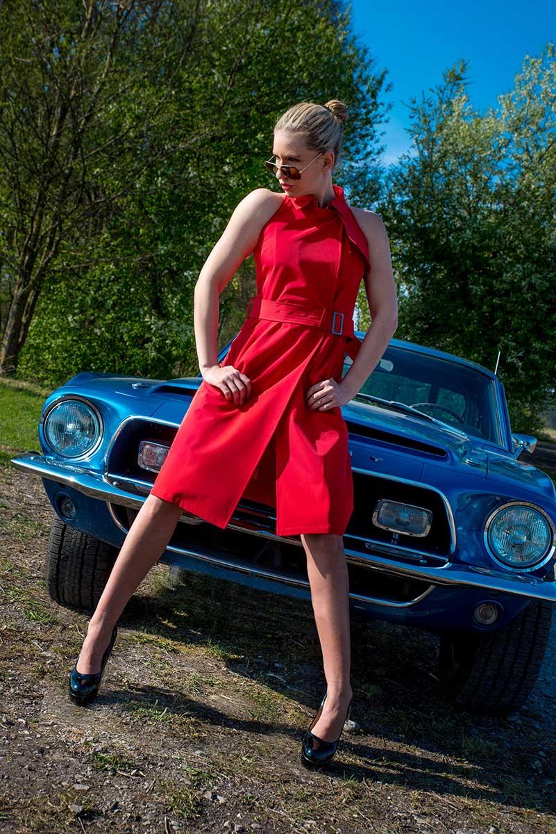 Shelby Cobra GT 500