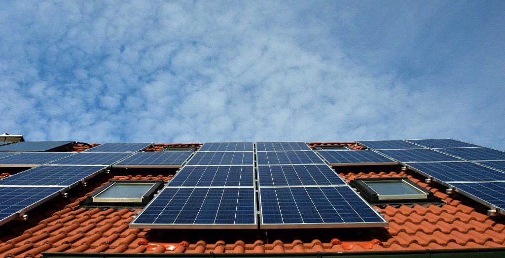 Saubere Sonnenenergie