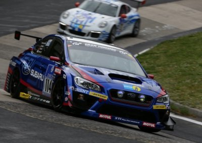Subaru WRX STI 24-h-Rennen Nürburgring 2015