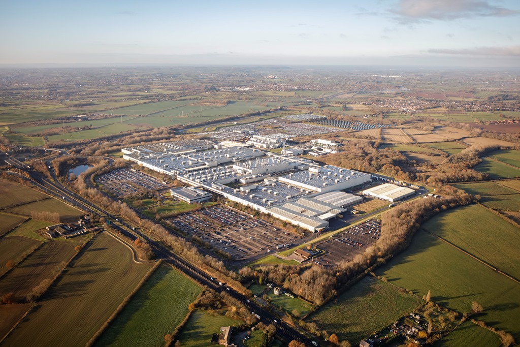 Toyota Werk Burnaston UK