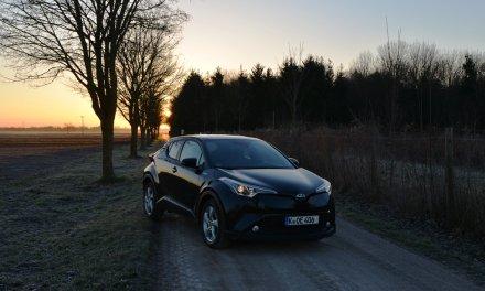 Toyota C-HR Hybrid – Schickes Sparen
