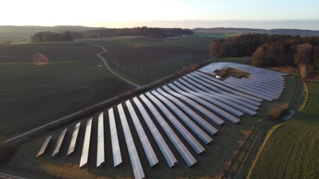 Solaranlage bei Pfeffenhausen