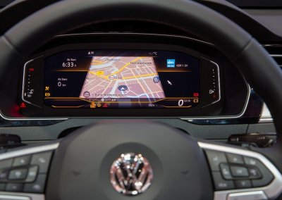 VW Passat Digital Cockpit